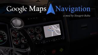 ATS - Google Maps Navigation