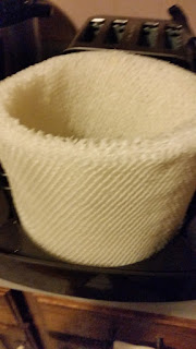 Honeywell Top Fill Console Humidifier filter 1