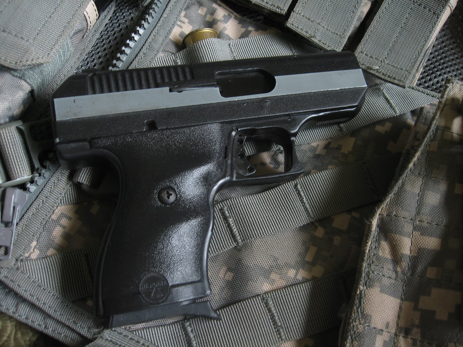 The Modern Shooter: Handgun review: Hi-point cf 380