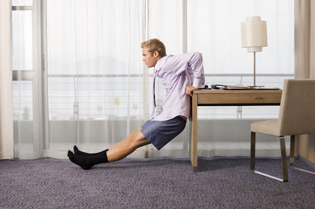Hotel Room Exercise