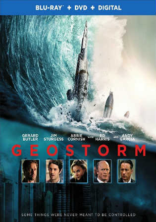 Geostorm 2017 BRRip 999MB English 720p ESub Watch Online Full Movie Download bolly4u