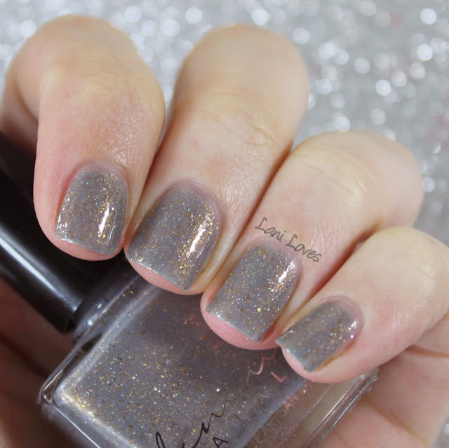 Femme Fatale Cosmetics The First Northern Witch nail polish swatches & review