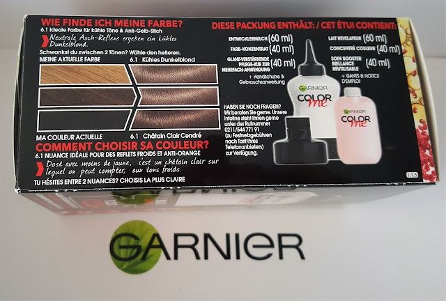Garnier Color me Haarfarbe
