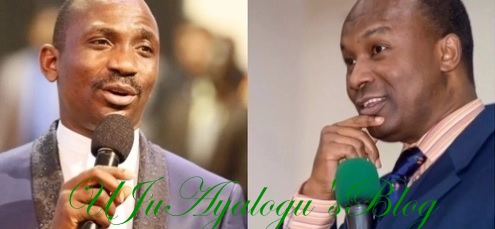 Stop using magic to perform miracles - Pastor Sunday Adelaja tells Dunamis founder Pastor Paul Enenche