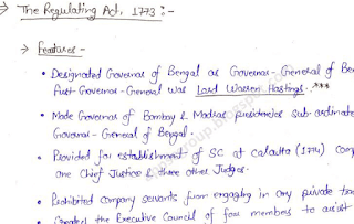 Indian Polity Handwritten Notes for UPSC - Download pdf