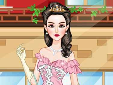 العاب تلبيس الأميرة ياسمين