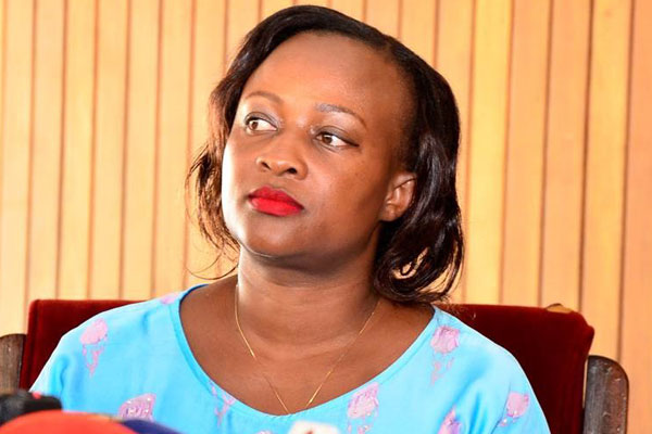 MPs to come to the rescue Kabarole woman MP stalker