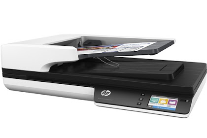 Download HP ScanJet Pro 4500 fn1 Drivers
