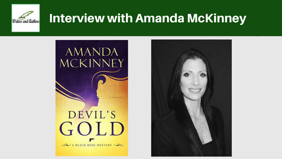 Interview with Amanda McKinney