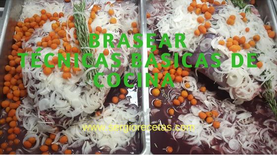 T cnicas b sicas de cocina brasear los ingredientes ocultos de una receta - Tecnicas basicas de cocina ...