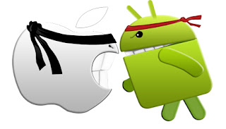 Perbedaan Android atau IOS