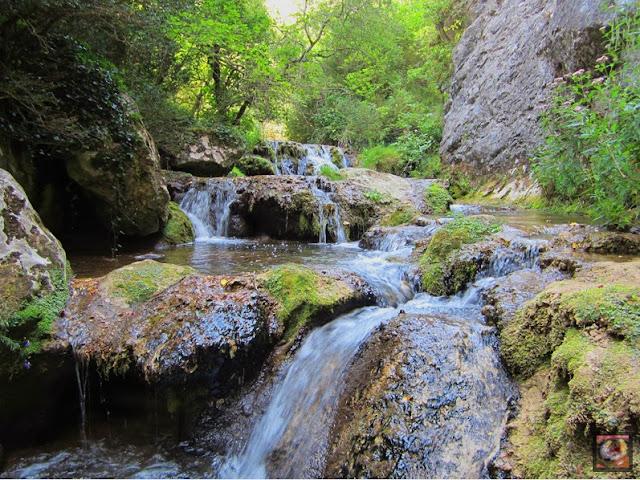 Desfiladero del Río Purón, Valderejo, Valdegovía, Alava y Herrán, Burgos