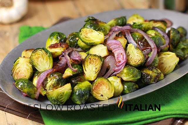 http://theslowroasteditalian-printablerecipe.blogspot.com/2013/11/garlic-roasted-brussels-sprouts.html