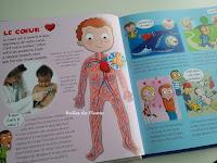 Bulles de Plume - Fleurus - Pour les enfants : Le corps