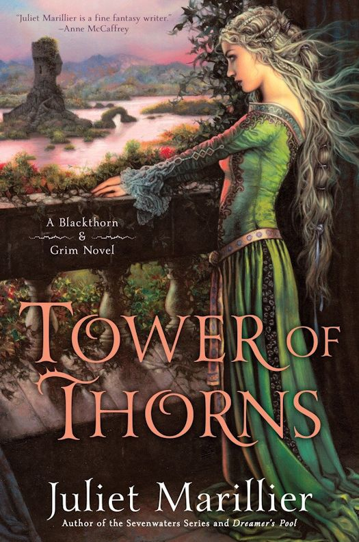Review: Dreamer's Pool and Tower of Thorns by Juliet Marillier