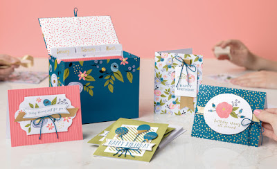 Stampin' Up! Perennial Birthday Card Kit ~ 2018 Occasions Catalog