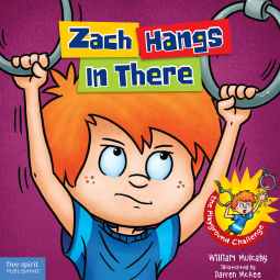 Zach Hangs in There - This social story does a great job of illustrating the steps to make a plan and how to stick with and revise your plan even when it gets difficult. It also includes more information for parents, caregivers, or teachers on how to foster perseverance in children.