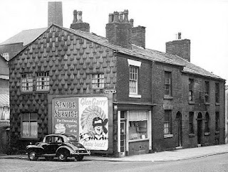 Bradford Arms Bridgeman Place Bolton 1957