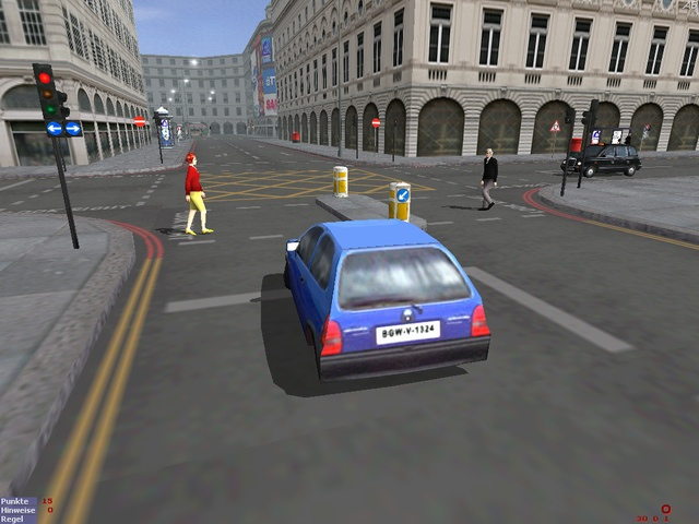 3d Driving School Europe Edition 5 1 Game Free Download