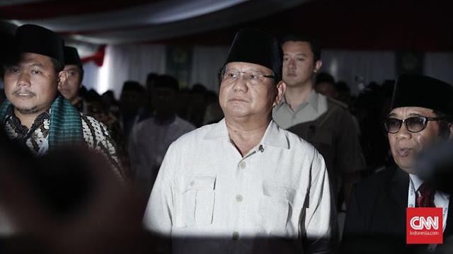 Prabowo Hadiri Makan Malam Bersama Ratusan Pebisnis Tionghoa