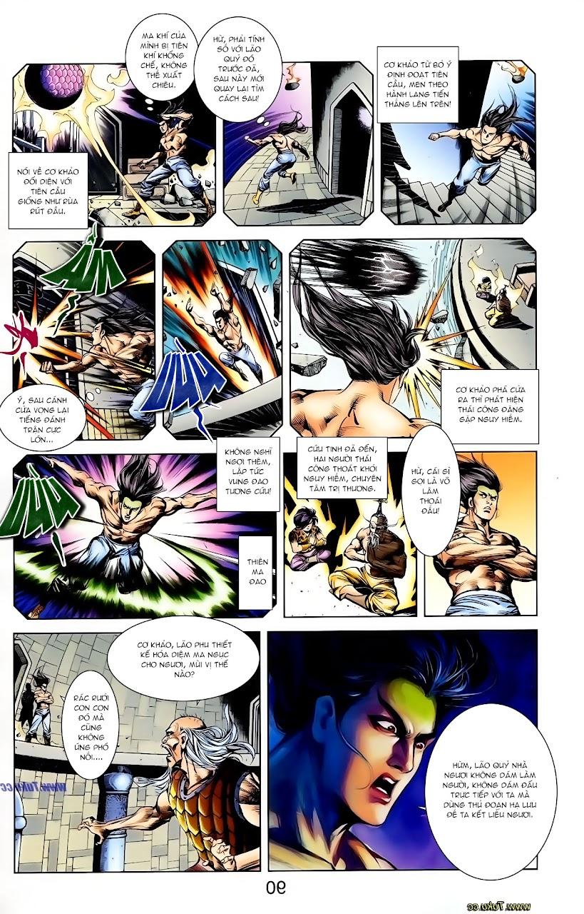 Cơ Phát Khai Chu Bản chapter 115 trang 11
