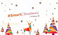Logo Scopri il tuo Babbo Natale segreto e vinci gratis 10 cofanetti Smartbox