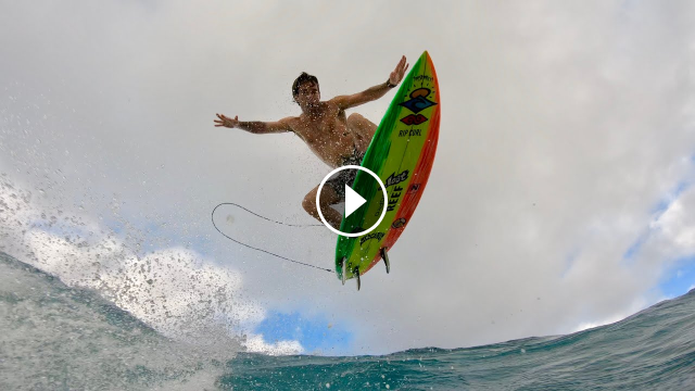 Extra GoPro Clips Plus Harry Bryant Flurry