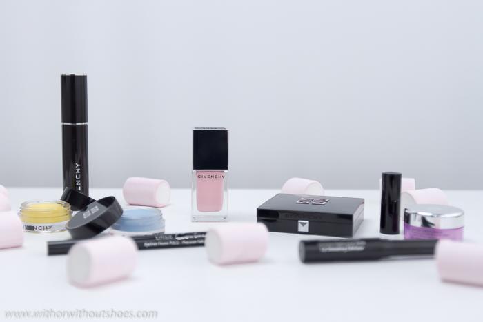Opinion de las nuevas colecciones de maquillaje de marcas de alta gama Givenchy