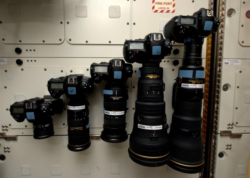 Набор фототехники Тима Пика