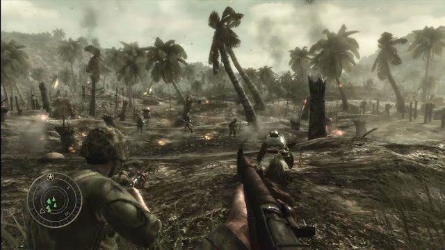 Call of Duty: World at War screenshot 3