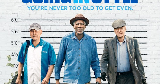 "Codger Robbers: ""Going in Style"" a safe, amiable excuse to watch old pros"