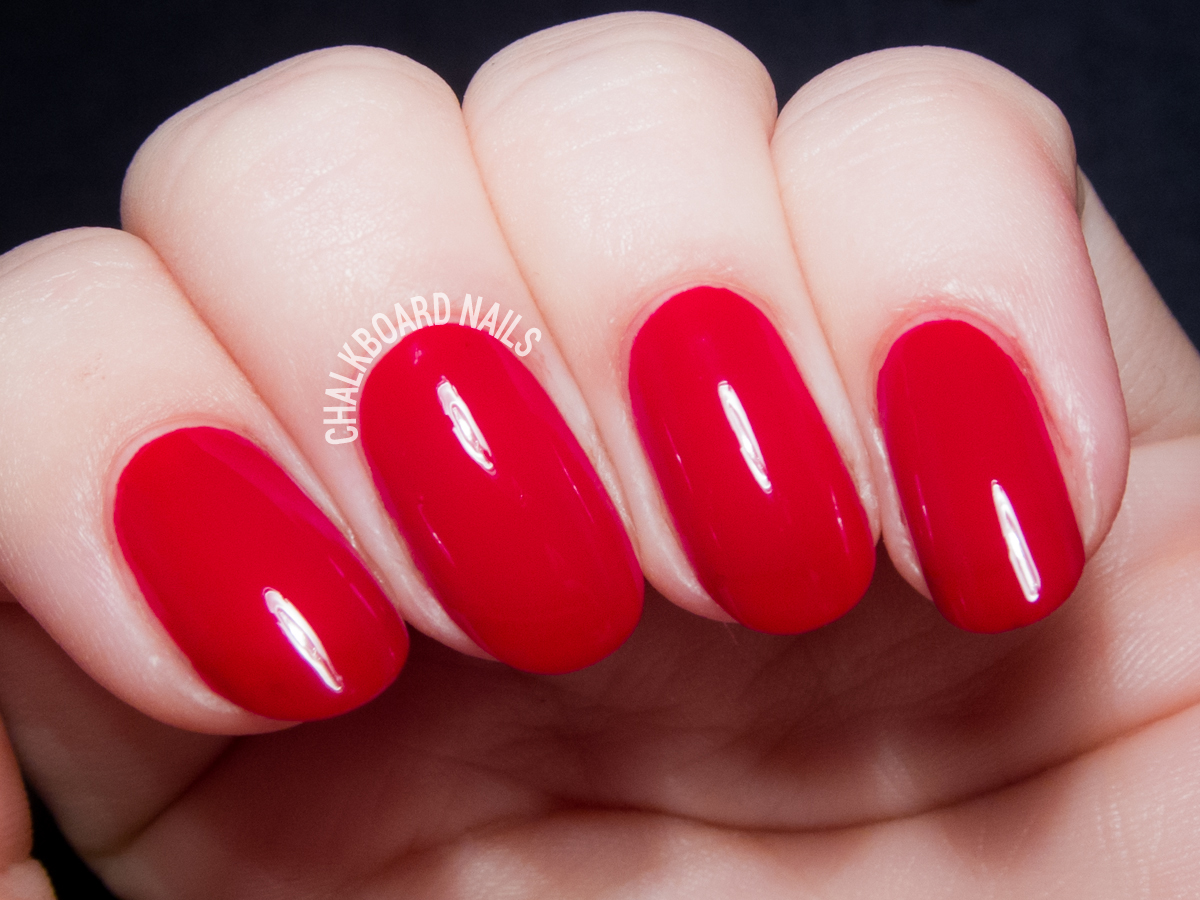 Cirque Colors The Devil Wears Cirque via @chalkboardnails