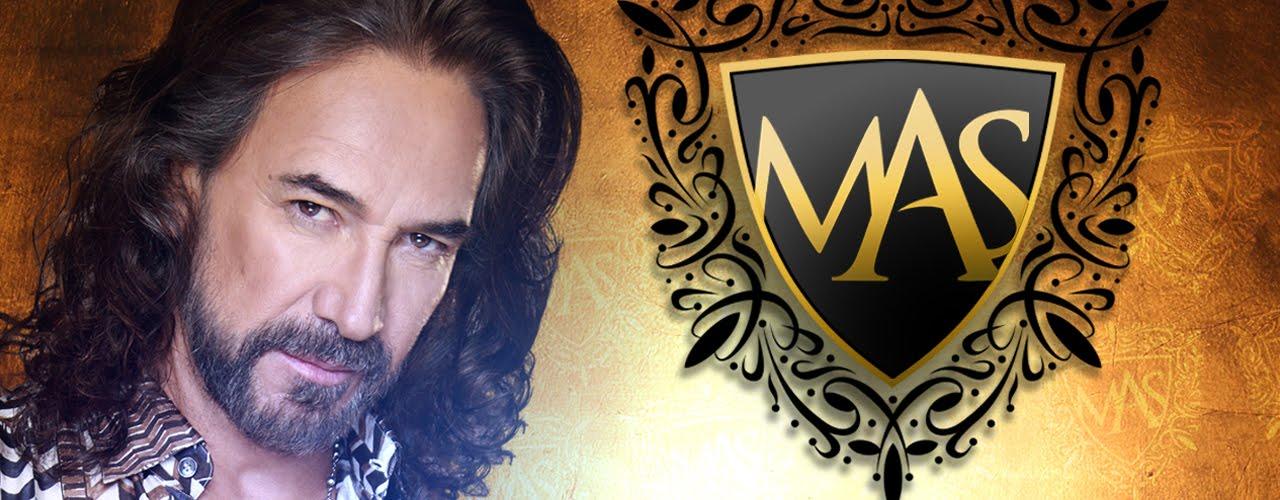 Marco Antonio Solis Imagen de Promocion de su gira de conciertos