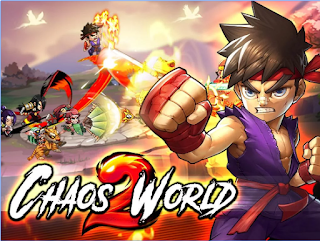 Chaos World - Ultimate Fighter Apk : Free Download Android Game