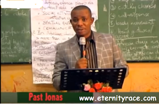 Confession Of Former Satanic Agent Of Darkness By Pastor Jonas