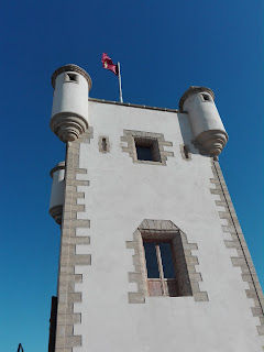las torres de las puerta de tierra