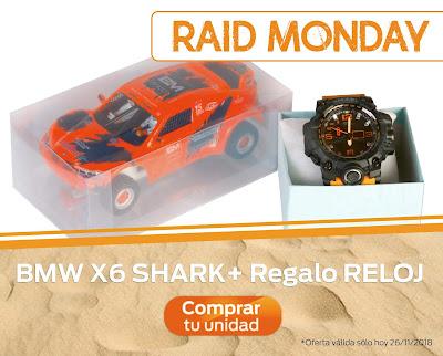 Raid Monday