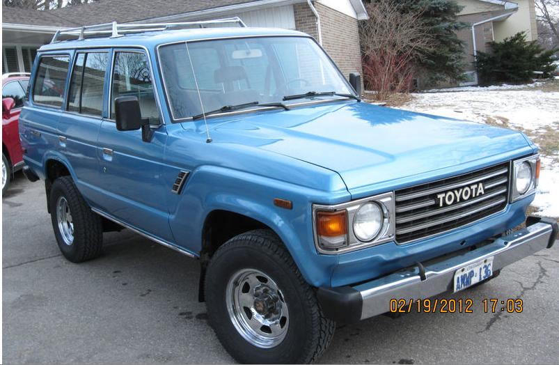 1984 Toyota Land Cruiser FJ60/BJ60 – Groosh's Garage