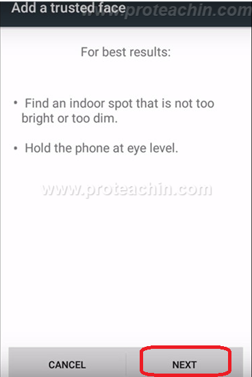 شرح خاصية On-body detection و Trusted face في هواتف الأندرويد