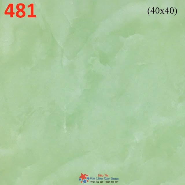 Gạch lát nền (gạch kéo công) 40x40 481