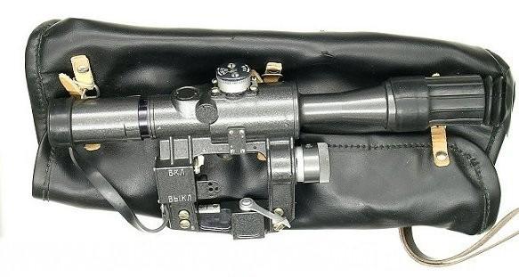 Scope senapan Runduk Dragunov