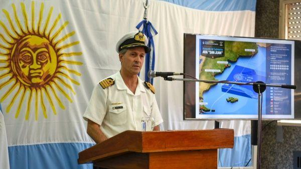 Justicia argentina evalúa escenario de que Ara San Juan no sea hallado