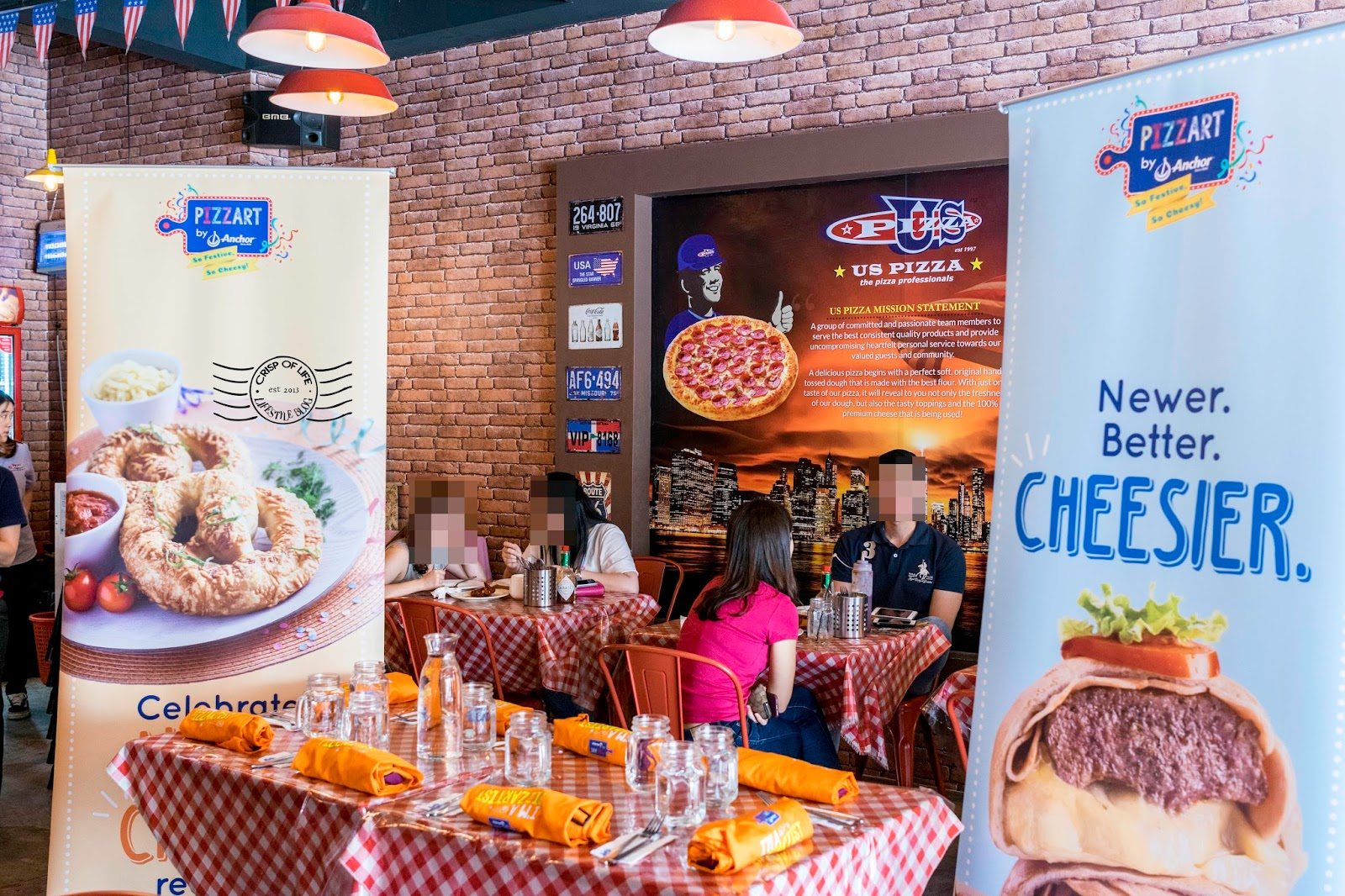 Anchor Food Professionals brings PizzArt2 Campaign to US Pizza Penang
