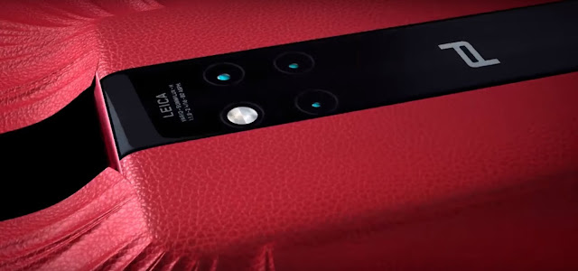 Το κορυφαίο Android με τιμή 2095 € - Huawei Mate 20 RS Porsche Design