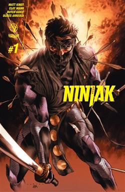 Ninjak (2015)