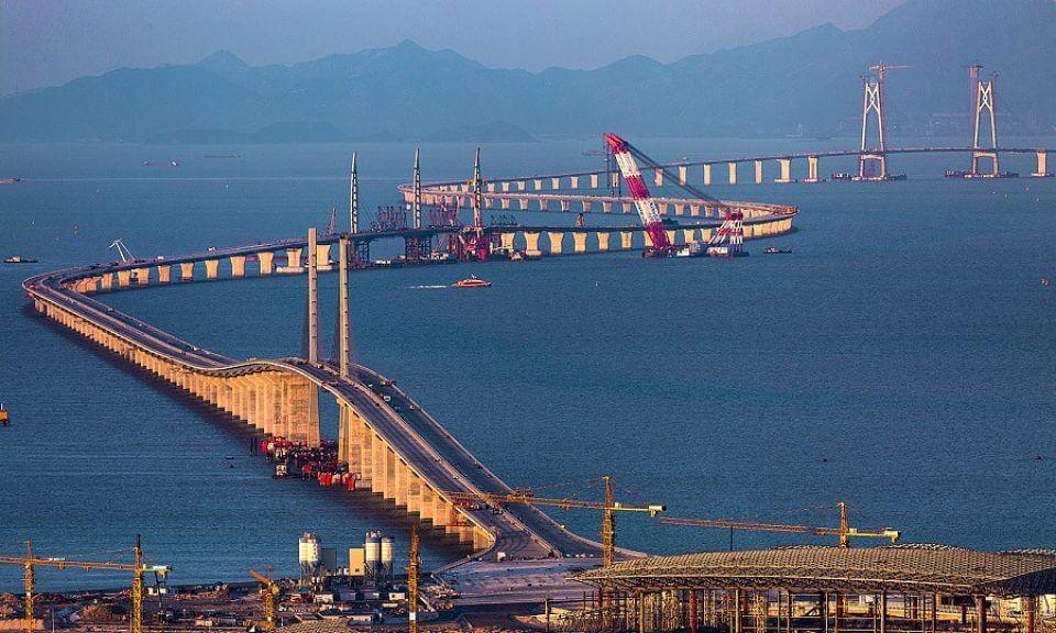 Jambatan Hong Kong-Zhuhai-Macau