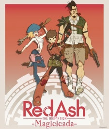 Red Ash: Gearworld -  2017 Poster