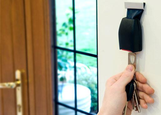 kreatif tempat gantung kunci, creative key holder, key holder untuk peminat kereta,