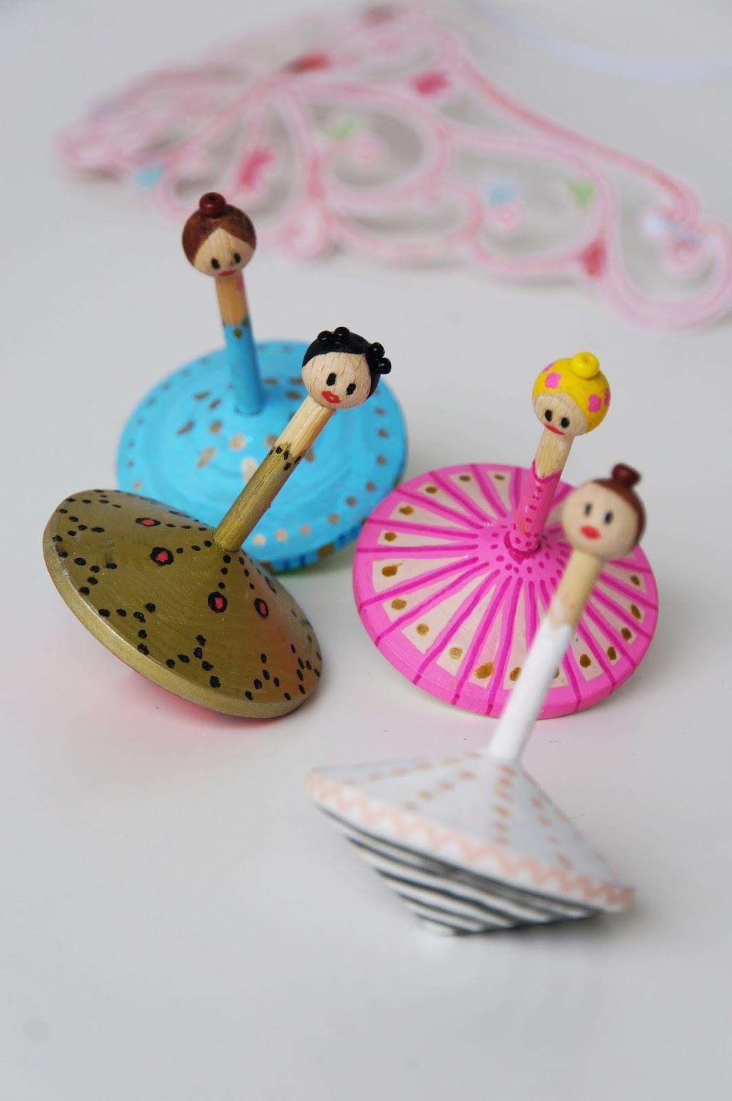 basteln malen kuchen backen ballerinaparty