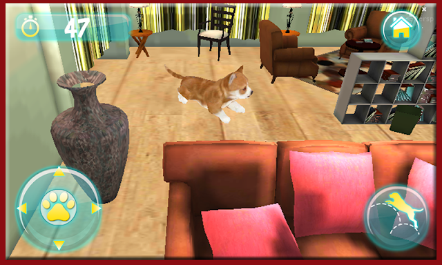 Dog Simulato 3D Games for Android